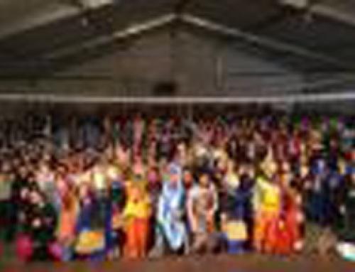 Actas del Concurso de Botargas y Mojigangas en los Carnavales de La Seca 2017