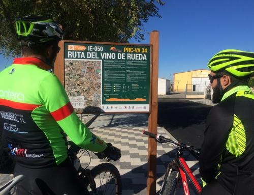 Medina del Campo, Rueda y La Seca inauguran la primera Ruta Ecuestre certificada de Castilla y León