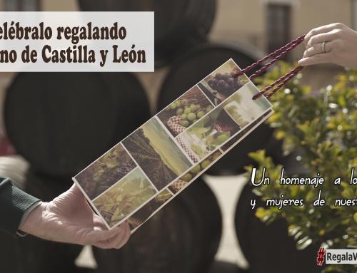 El Ayuntamiento de La Seca promueve una campaña para que el 23 de abril, Día de Castilla y León, se convierta en tradición que los castellanos y leoneses se regalen vino
