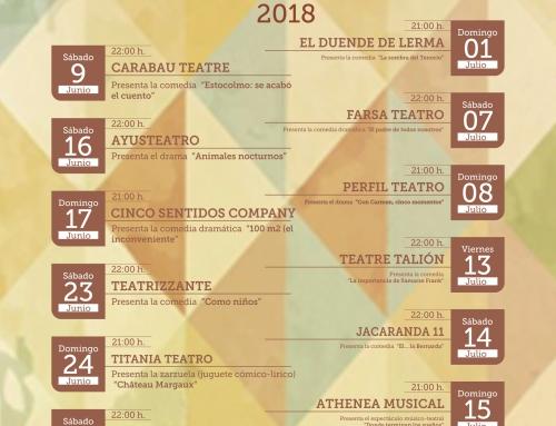 La Muestra Nacional de Teatro Aficionado Villa de La Seca llega a la XVIII edición