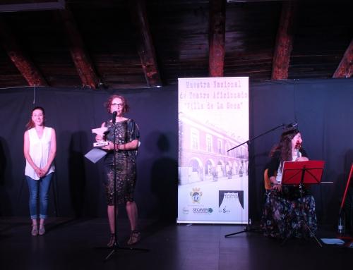 """La Muestra de Teatro """"Villa de La Seca"""" premia las apuestas teatrales con matices musicales"""