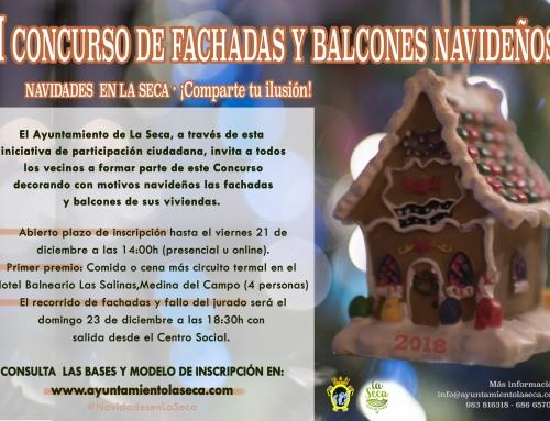 I Concurso de fachadas y balcones navideños