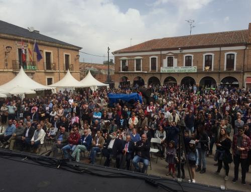 El Ayuntamiento de La Seca mantiene la fecha establecida para la Fiesta del Verdejo: 27 y 28 de abril