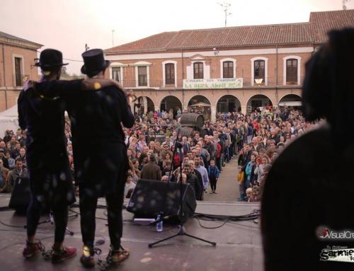 Convocatoria IX Premio Sarmiento Folk Rock de La Seca