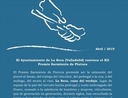 Convocatoria del XII Premio Sarmiento de Pintura 2019
