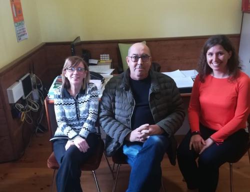 Toma de posesión de la nueva Secretaria del Ayuntamiento de La Seca