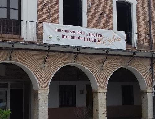 """101 propuestas para participar en la XIX Muestra de Teatro Aficionado """"Villa de La Seca"""""""