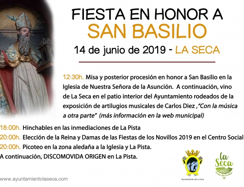Fiesta de San Basilio 2019