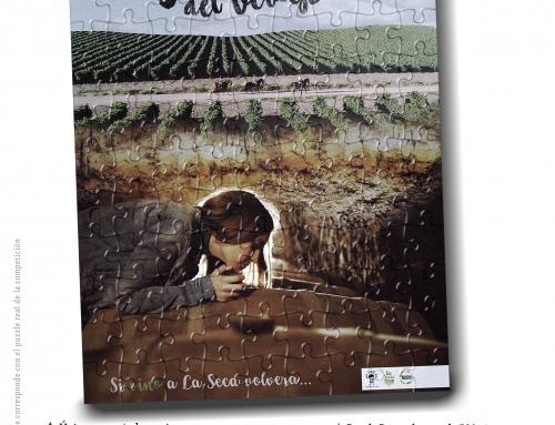 """Éxito de convocatoria para el """"II Torneo de Puzzles Verdejos de La Seca"""" que se celebrará en el municipio el sábado 9 de noviembre con motivo del Día Europeo del Enoturismo."""