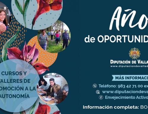 Taller de Comunicación Efectiva del Programa Años de Oportunidad de la Diputación de Valladolid