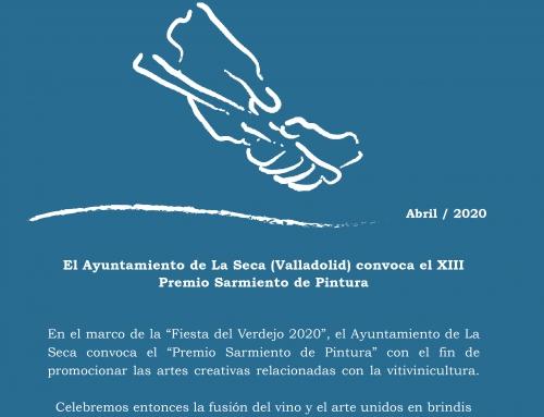 El Ayuntamiento de La Seca convoca el XIII Premio Sarmiento de Pintura