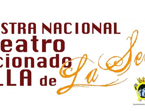 COMUNICADO OFICIAL: SUSPENSIÓN DE LA XX MUESTRA NACIONAL DE TEATRO AFICIONADO VILLA DE LA SECA