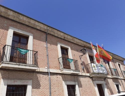 La Seca se une a la campaña «Seguimos Contigo» impulsada desde la AECC Valladolid