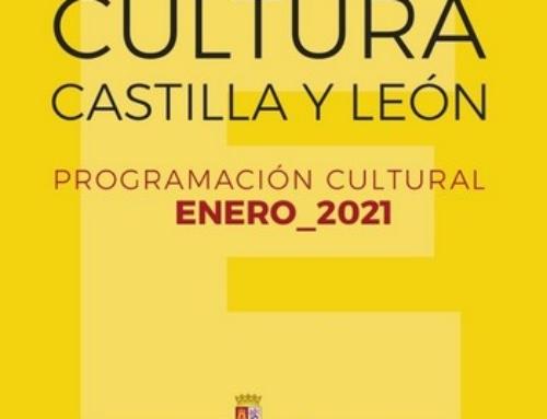 Programación Cultural de la Junta de Castilla y León