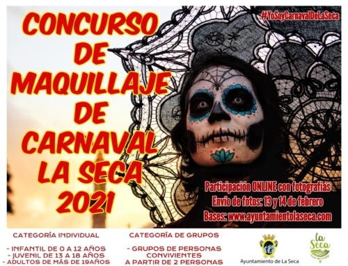 Concurso de Maquillaje Carnaval 2021