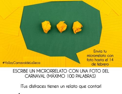 Concurso de Microrrelatos con foto de Carnaval de La Seca