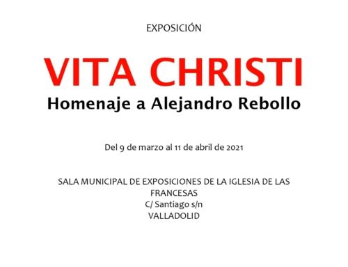 «Bautismo de Cristo» y «Cristo del Perdón» en la exposición VITA CHRISTI