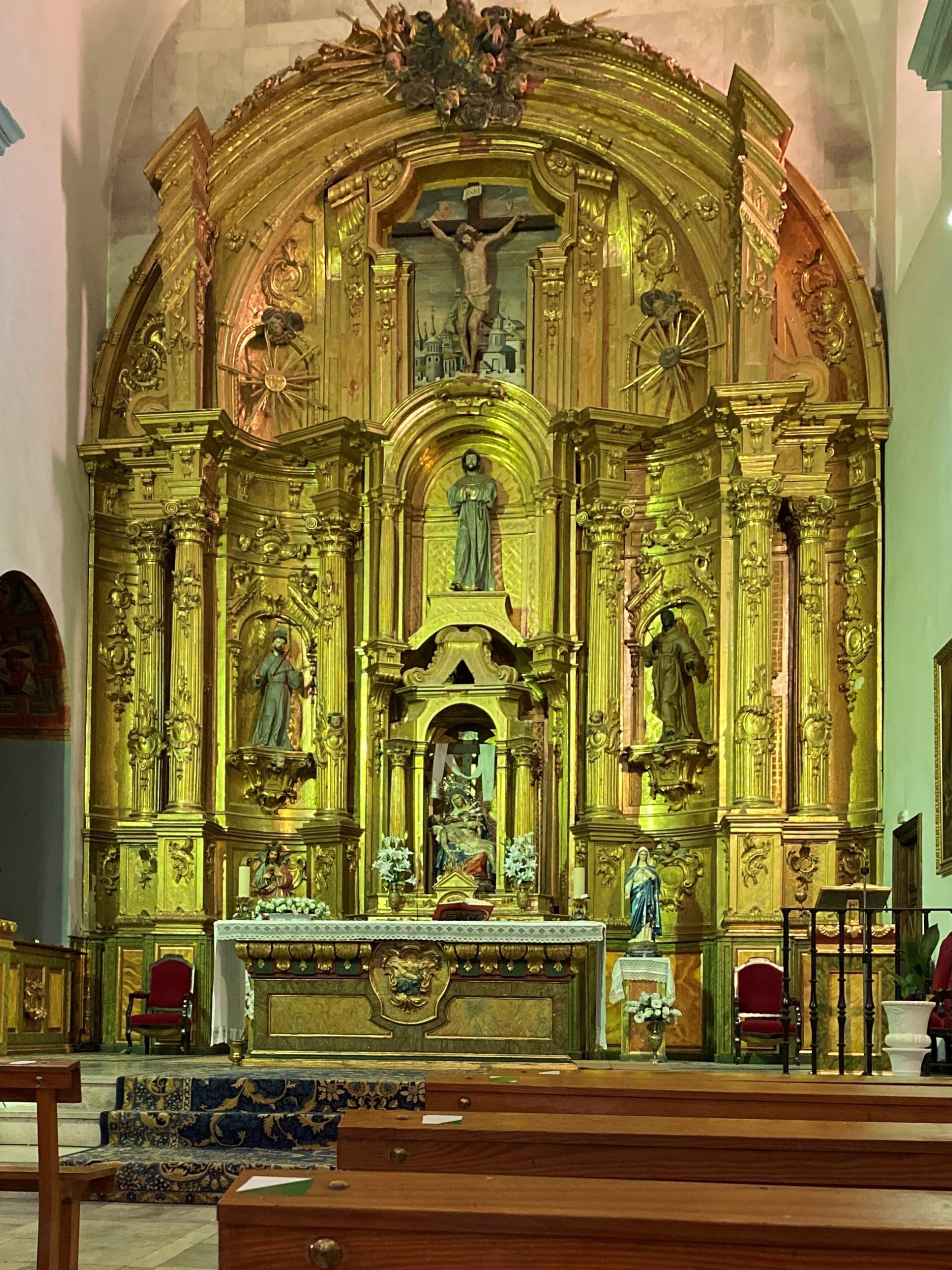 III Centenario de Juan Macías Revuelta, escultor nacido en La Seca