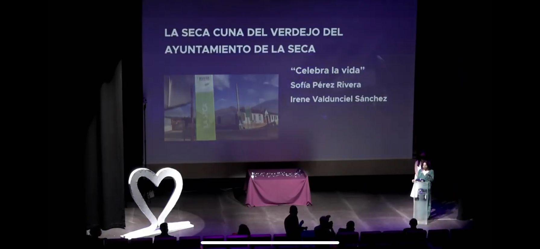 """""""Celebra la Vida"""" spot ganador en el XIII Festival Publicatessen de la Universidad de Valladolid, Campus de Segovia, de la categoría audiovisual """"La Seca cuna del verdejo"""""""