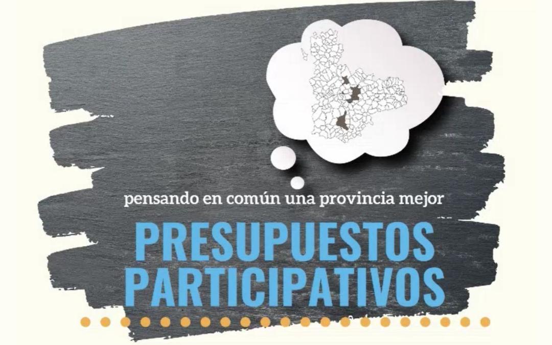 Presupuestos Participativos de la Diputación de Valladolid