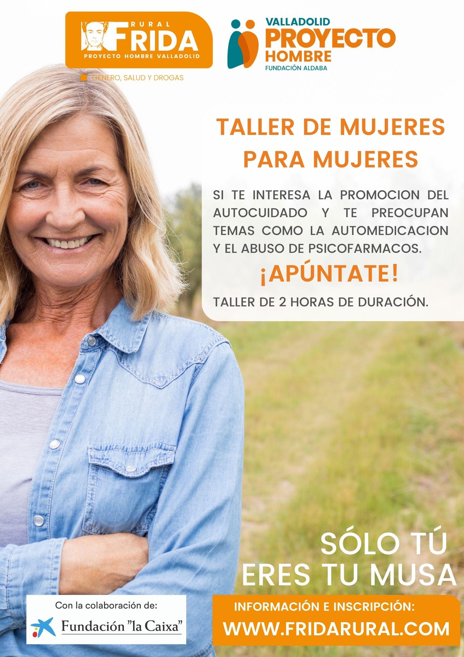 Programa Frida Rural en La Seca